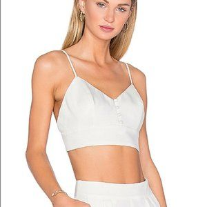 House of Harlow x Revolve Bailey Bralette Crop Top